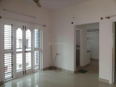 Gallery Cover Image of 800 Sq.ft 2 BHK Apartment for rent in Lingarajapuram for 19500
