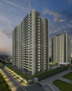 Gallery Cover Image of 2512 Sq.ft 3 BHK Apartment for buy in Safal Goyal Riviera Springs, Shela for 9796800