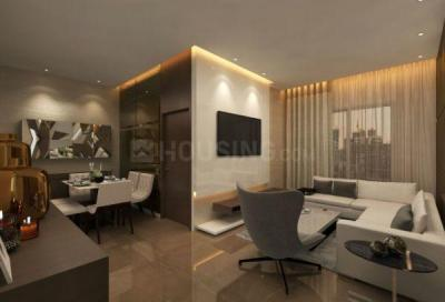 Gallery Cover Image of 1350 Sq.ft 2 BHK Apartment for buy in Hi Tech Luxus Tower, Kharghar for 13500000