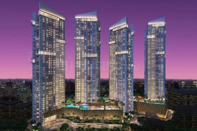 Gallery Cover Image of 650 Sq.ft 1 BHK Apartment for buy in Sheth Auris Bliss, Malad West for 8500000
