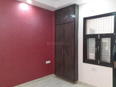 Gallery Cover Image of 500 Sq.ft 2 BHK Independent Floor for rent in Burari for 7000