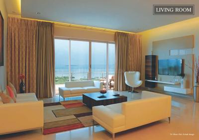 Gallery Cover Image of 780 Sq.ft 2 BHK Apartment for buy in Dosti Eastern Bay Phase 1, Wadala for 17800000