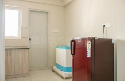 Kitchen Image of Babu Nest 106 in HBR Layout