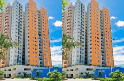 Gallery Cover Image of 550 Sq.ft 1 BHK Apartment for rent in Semmancheri for 10200