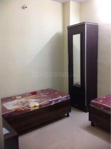 Bedroom Image of Boys Town PG in Kamla Nagar