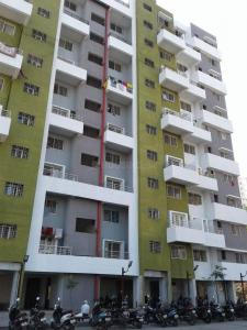 Gallery Cover Image of 621 Sq.ft 1 BHK Apartment for buy in Dhayari for 2830000