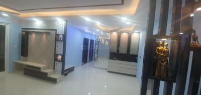 Gallery Cover Image of 1679 Sq.ft 3 BHK Apartment for rent in Purva Palm Beach, Hennur for 40000