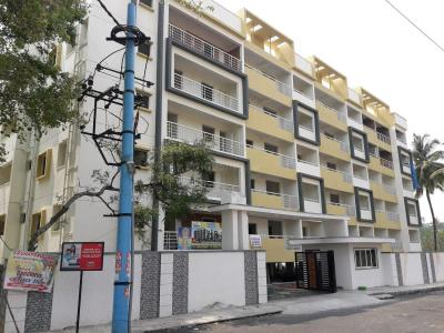 Gallery Cover Image of 1530 Sq.ft 3 BHK Apartment for buy in Griha Mithra Grand Gandharva, RR Nagar for 6466000