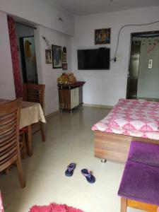 Gallery Cover Image of 650 Sq.ft 1 BHK Apartment for buy in Metro Chaurang Siddhi, Kharghar for 5000000