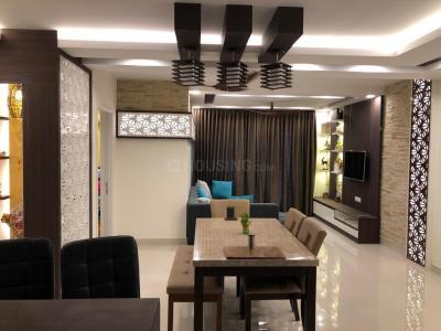 Gallery Cover Image of 1693 Sq.ft 3 BHK Apartment for rent in Kartik Nagar for 65000
