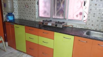 Gallery Cover Image of 600 Sq.ft 1 BHK Independent Floor for rent in Baishnabghata Patuli Township for 15000