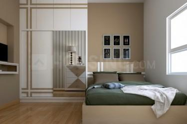 Gallery Cover Image of 810 Sq.ft 2 BHK Villa for buy in  The Golden Arrow, Hennur for 5250000