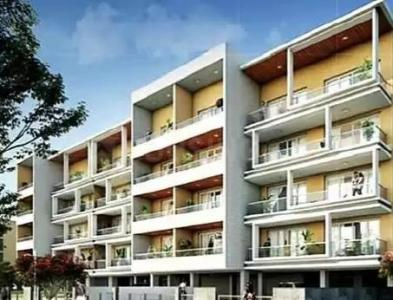 Gallery Cover Image of 1800 Sq.ft 3 BHK Independent Floor for buy in Adani Samsara Vilasa, Sector 63 for 19800000
