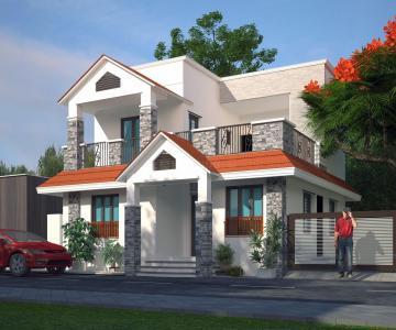 Gallery Cover Image of 600 Sq.ft 2 BHK Villa for buy in Kattankulathur for 2450000