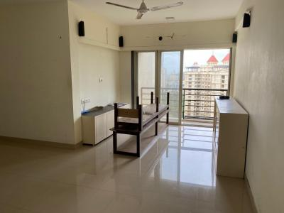 Gallery Cover Image of 1345 Sq.ft 3 BHK Apartment for rent in Dynamix Group Parkwoods Building A1, Thane West for 33500