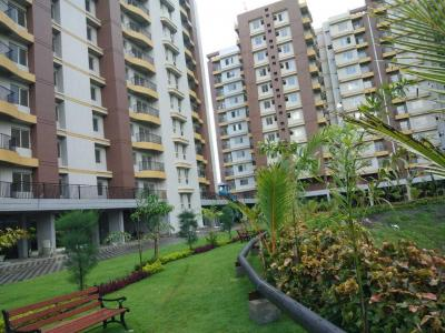 Gallery Cover Image of 992 Sq.ft 2 BHK Apartment for buy in Magnolia Oxygen, Sodepur for 4020000