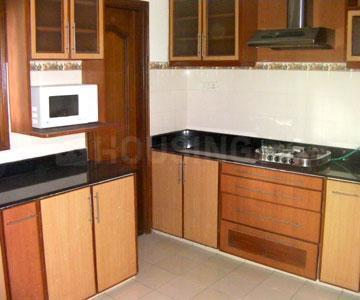 Gallery Cover Image of 852 Sq.ft 1 BHK Independent Floor for rent in Sector 5 for 12200