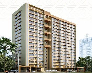 Gallery Cover Image of 510 Sq.ft 1 BHK Apartment for buy in Om Namah Shivay Valram Sahyadri Heights, Kurla East for 9000000