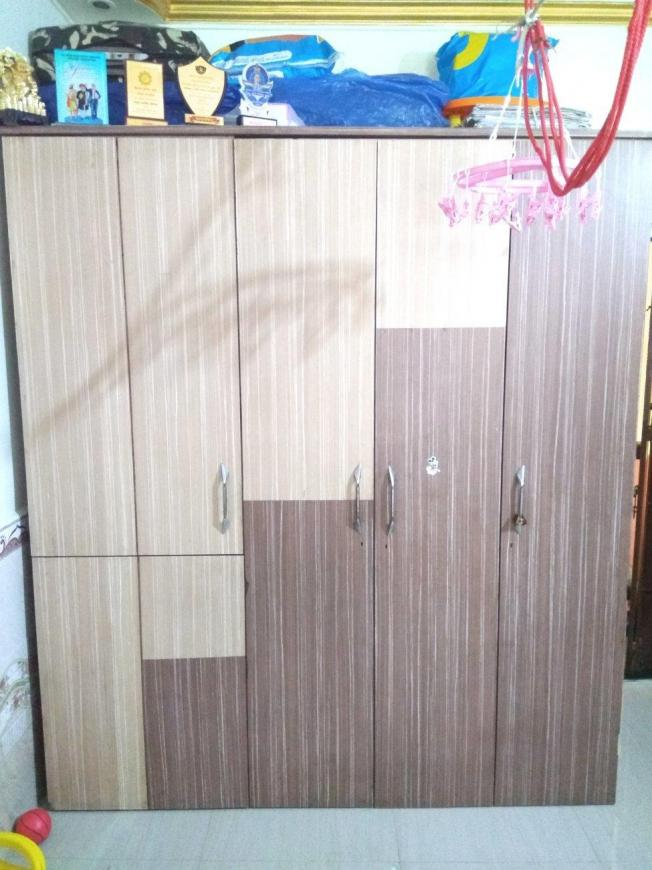 Bedroom Image of 605 Sq.ft 1 RK Apartment for buy in New Panvel East for 3300000