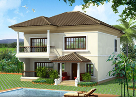 Gallery Cover Image of 3000 Sq.ft 4 BHK Independent House for buy in Banaswadi for 16000000