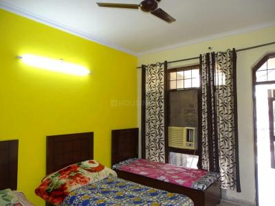 Bedroom Image of Shri Durga PG in Sector 49