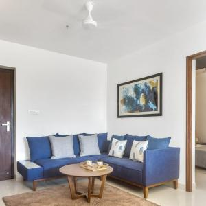 Living Room Image of 835 Sq.ft 2 BHK Apartment for buy in Mangadu for 4000999