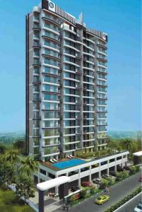 Gallery Cover Image of 650 Sq.ft 1 BHK Apartment for buy in Paradise Sai Wonder, Kharghar for 6500000