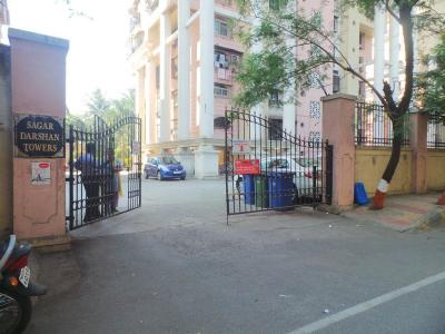 Gallery Cover Image of 1900 Sq.ft 3 BHK Apartment for rent in Nerul for 65000