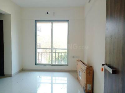 Gallery Cover Image of 580 Sq.ft 1 BHK Apartment for rent in Squarefeet Joy Square, Kasarvadavali, Thane West for 11999