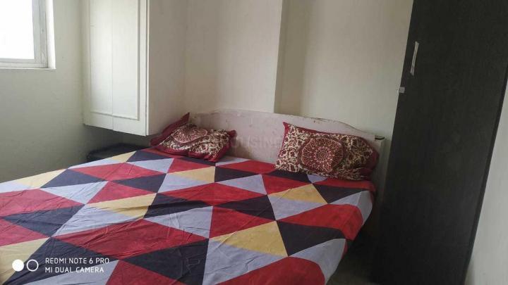 नवरंगपुरा में ग्रीन पीजी के बेडरूम की तस्वीर