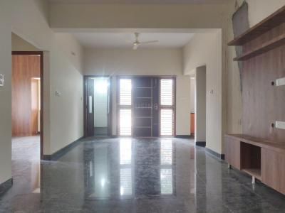Gallery Cover Image of 1100 Sq.ft 2 BHK Independent Floor for rent in Thanisandra for 15000