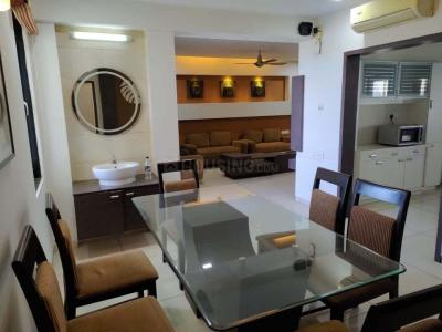 Gallery Cover Image of 2400 Sq.ft 3 BHK Apartment for rent in Gotri for 50000
