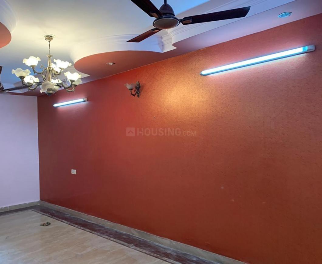 Living Room Image of 500 Sq.ft 1 BHK Independent Floor for rent in Uttam Nagar for 7000