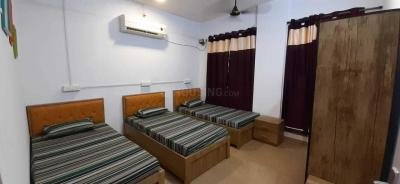 Bedroom Image of Girls PG in Kopar Khairane