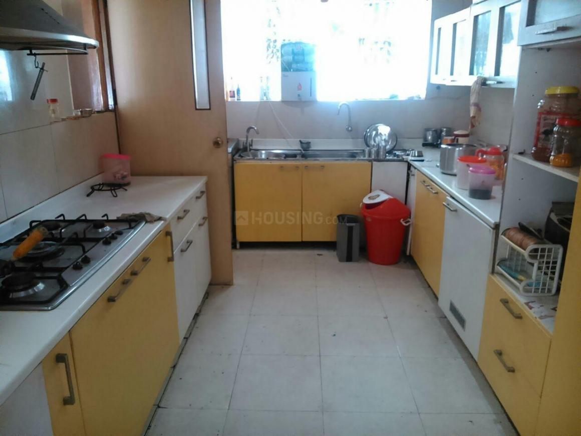 Kitchen Image of Andeep PG in Sector 14