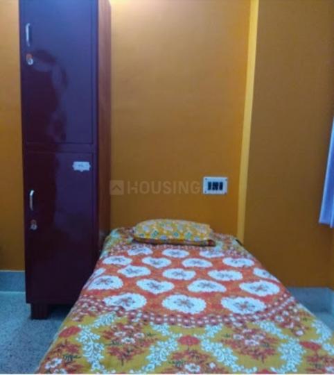 न्यू टाउन में यश पीजी में बेडरूम की तस्वीर