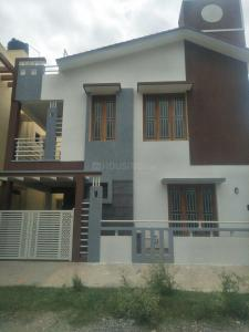 Gallery Cover Image of 1200 Sq.ft 3 BHK Independent House for buy in Sriramapura for 10000000