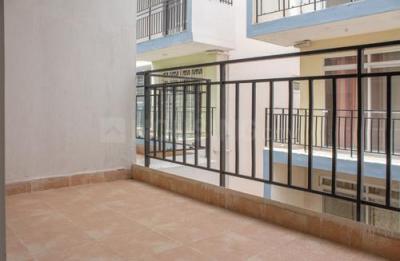 Balcony Image of 2e7, Isha Misty Green in Chansandra