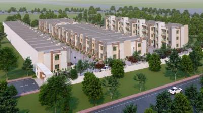 Brochure Image of 1487 Sq.ft 2 BHK Apartment for buy in Dharti Angan, Jhalamand for 4051000