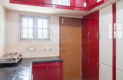 Kitchen Image of Ayyappa Towers Flat No:202 in Kukatpally