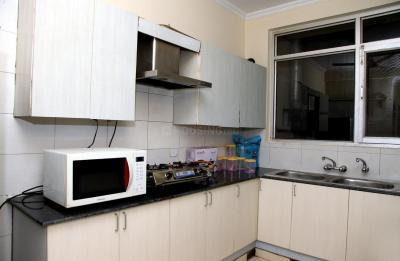 Kitchen Image of Mahesh House Gf in Sushant Lok I