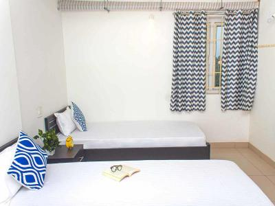 Bedroom Image of Zolo Stark in Wadgaon Sheri