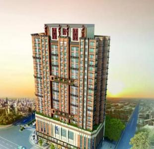 Gallery Cover Image of 1073 Sq.ft 2 BHK Apartment for buy in Parel for 26800000