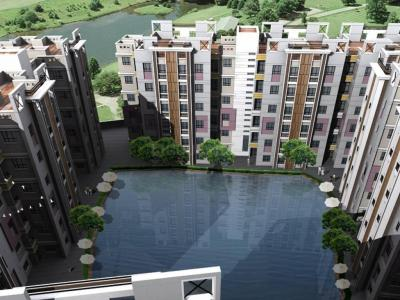 Gallery Cover Image of 871 Sq.ft 2 BHK Apartment for buy in S D Aqua View, Madhyamgram for 3000000