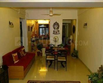 Gallery Cover Image of 1100 Sq.ft 2 BHK Apartment for buy in Nishigandha, Bandra East for 21500000