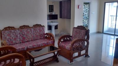 Gallery Cover Image of 1070 Sq.ft 2 BHK Apartment for rent in Kaikhali for 18000