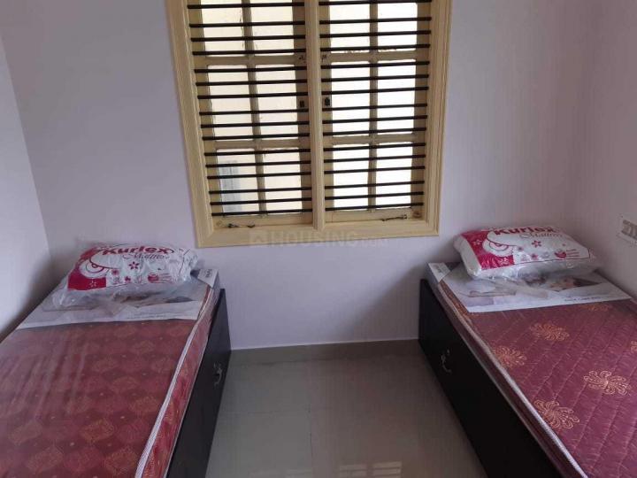 नगरभवी में श्री साई पीजी में बेडरूम की तस्वीर