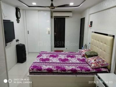 Gallery Cover Image of 700 Sq.ft 1 BHK Apartment for rent in Airoli for 17000