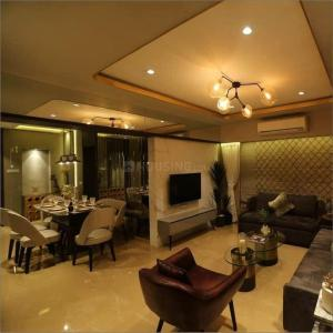 Gallery Cover Image of 2000 Sq.ft 4 BHK Apartment for rent in Darvesh Grand, Khar West for 220000