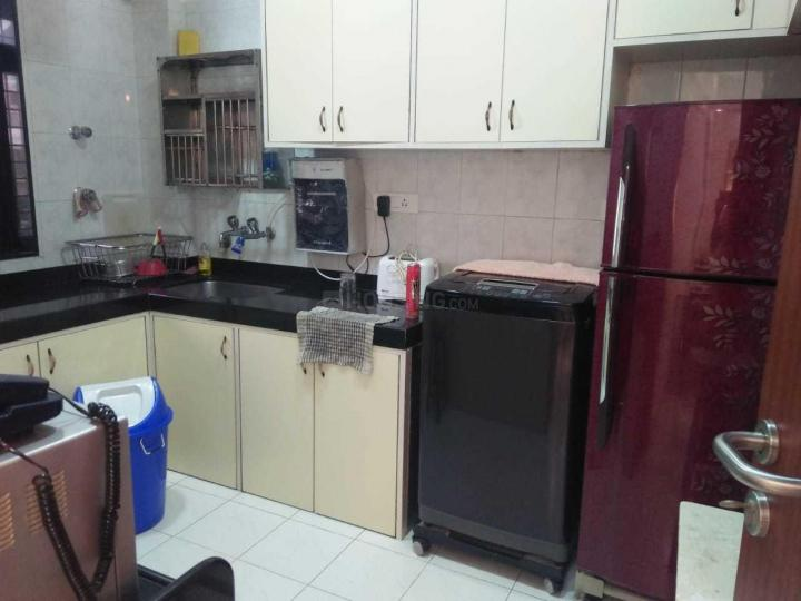 Kitchen Image of 350 Sq.ft 1 RK Apartment for rent in Colaba for 47000
